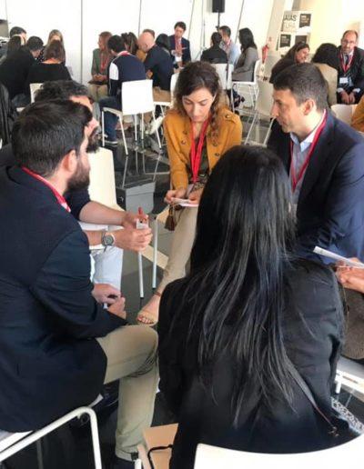 Networking con otras comunidades